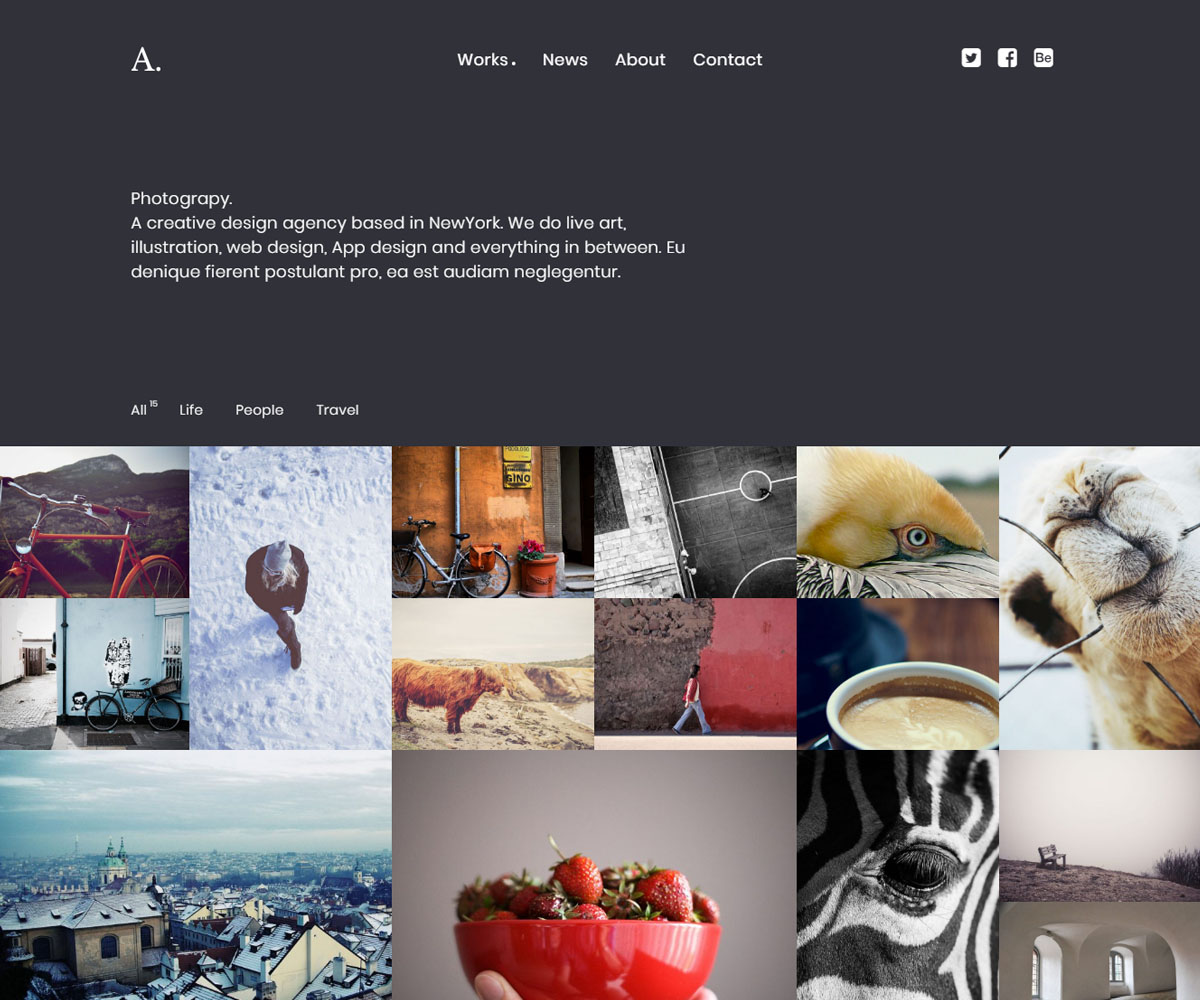 Air WP Theme