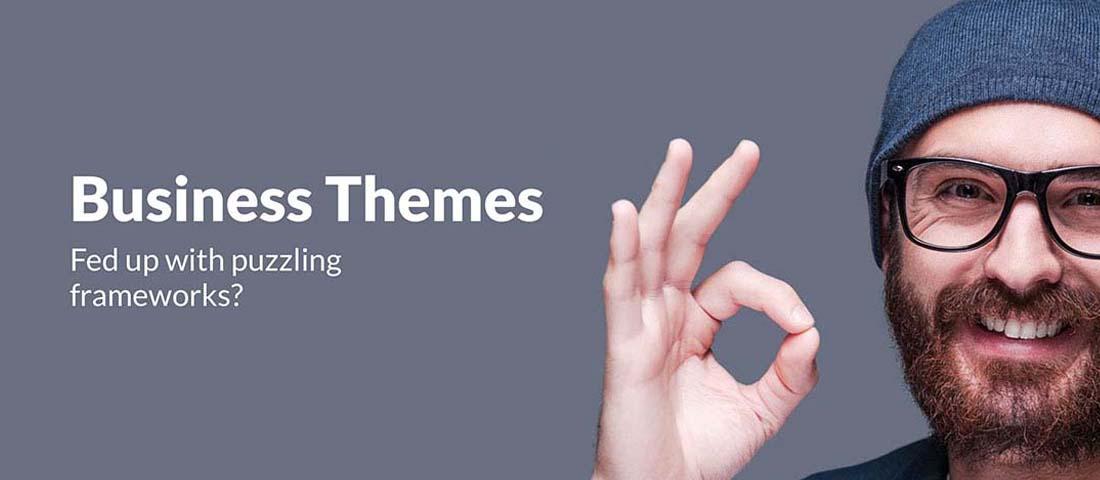 Professional Business Corporate WordPress Theme