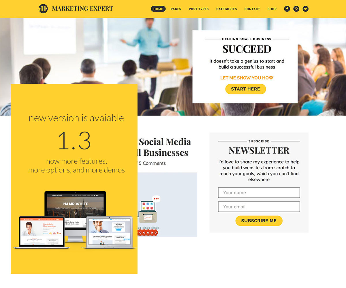 Affiliate Marketing theme