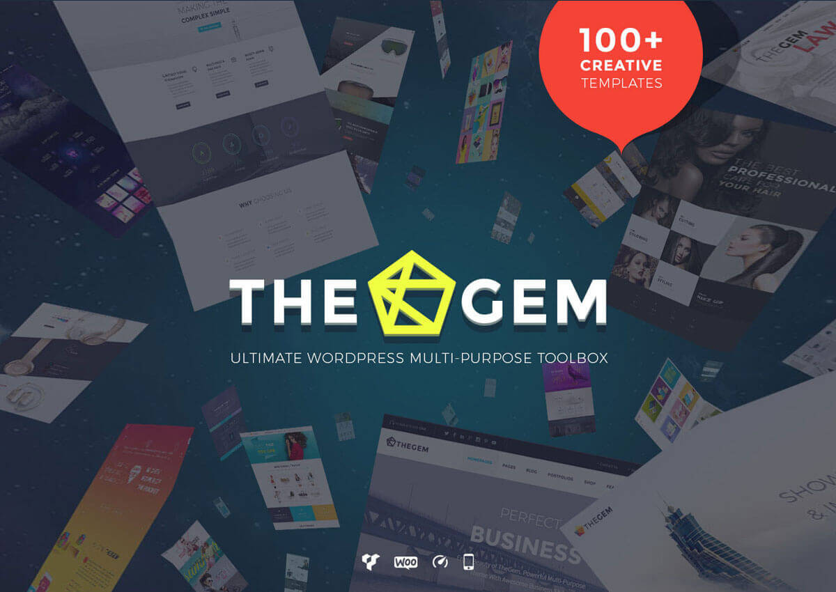 TheGem multipurpose theme