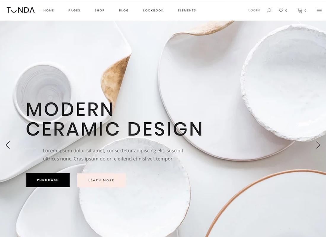 Tonda WordPress Theme