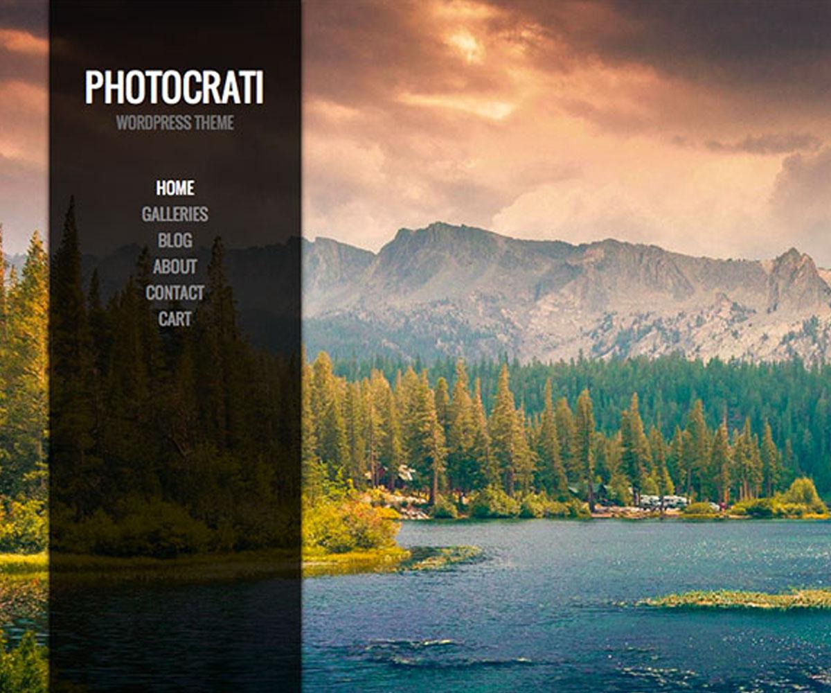 Photocrati WordPress Theme