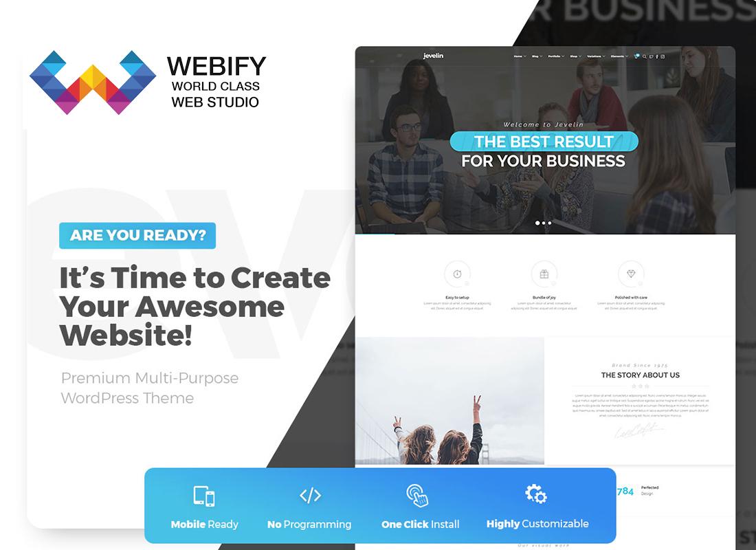 Webify Theme
