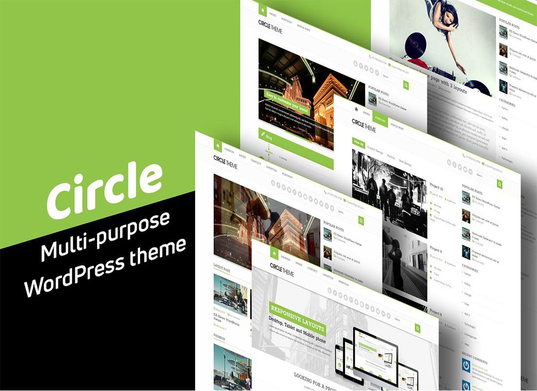 Circle Theme