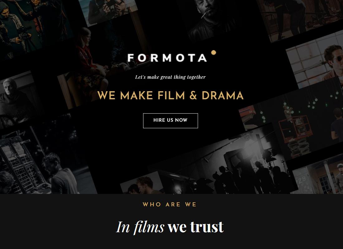 Formota Theme