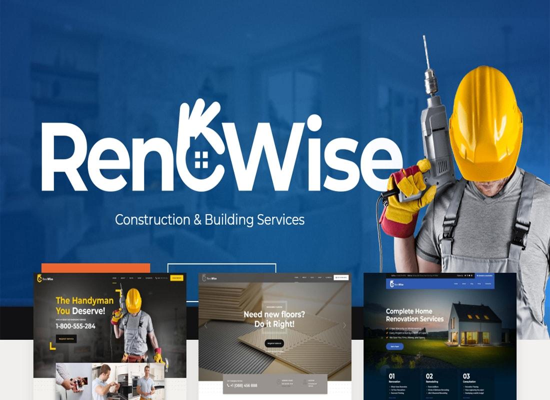 RenoWise Theme