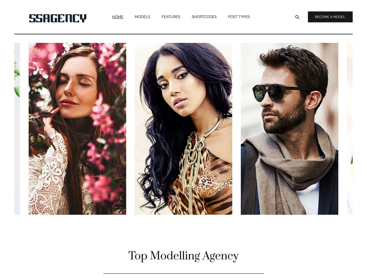 SSagency WP Theme