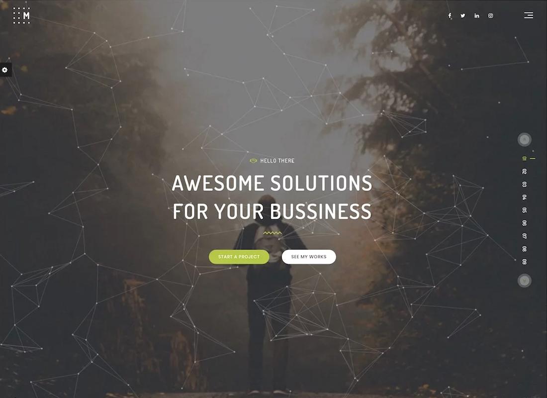 Mumbrass WordPress Theme