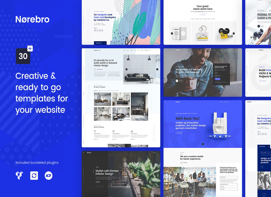 NeroBro WordPress Theme