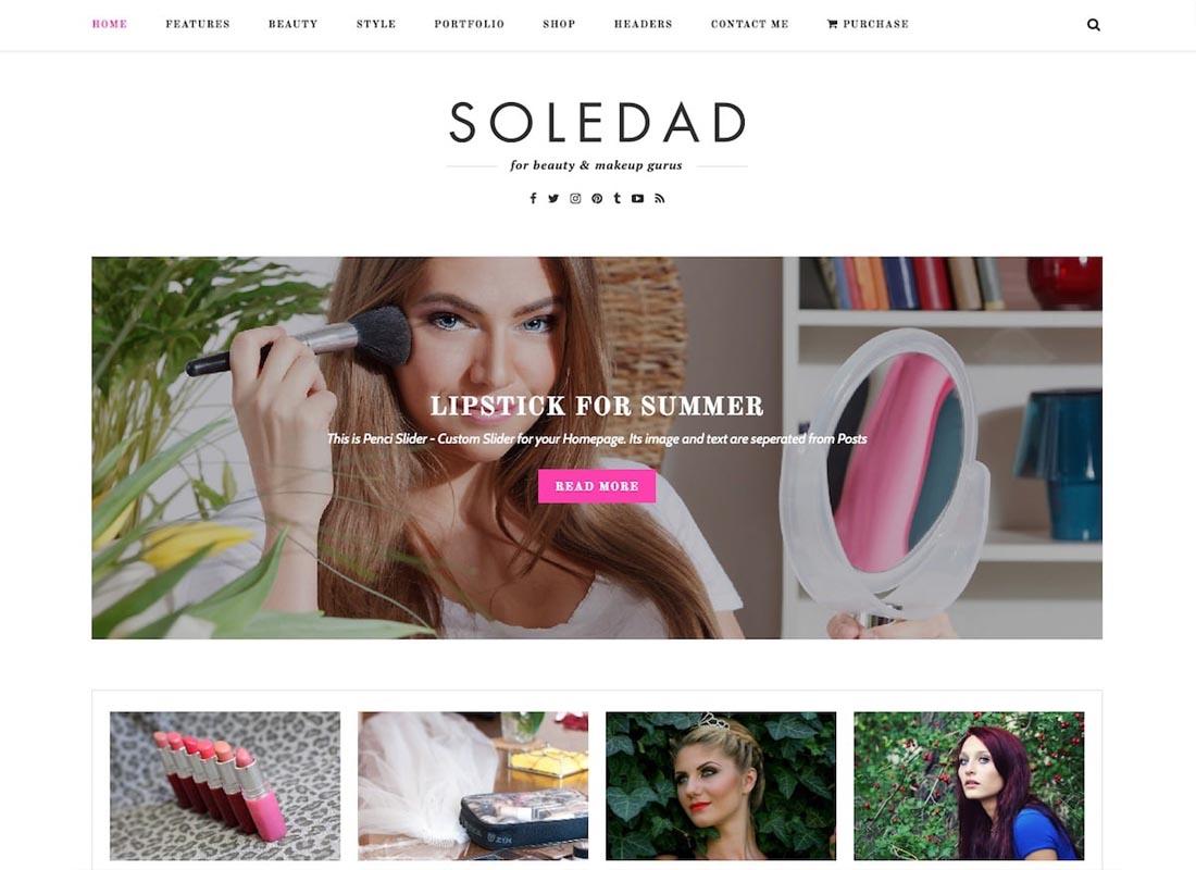 Soledad WP Theme