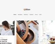 WordPress Minimalist Theme