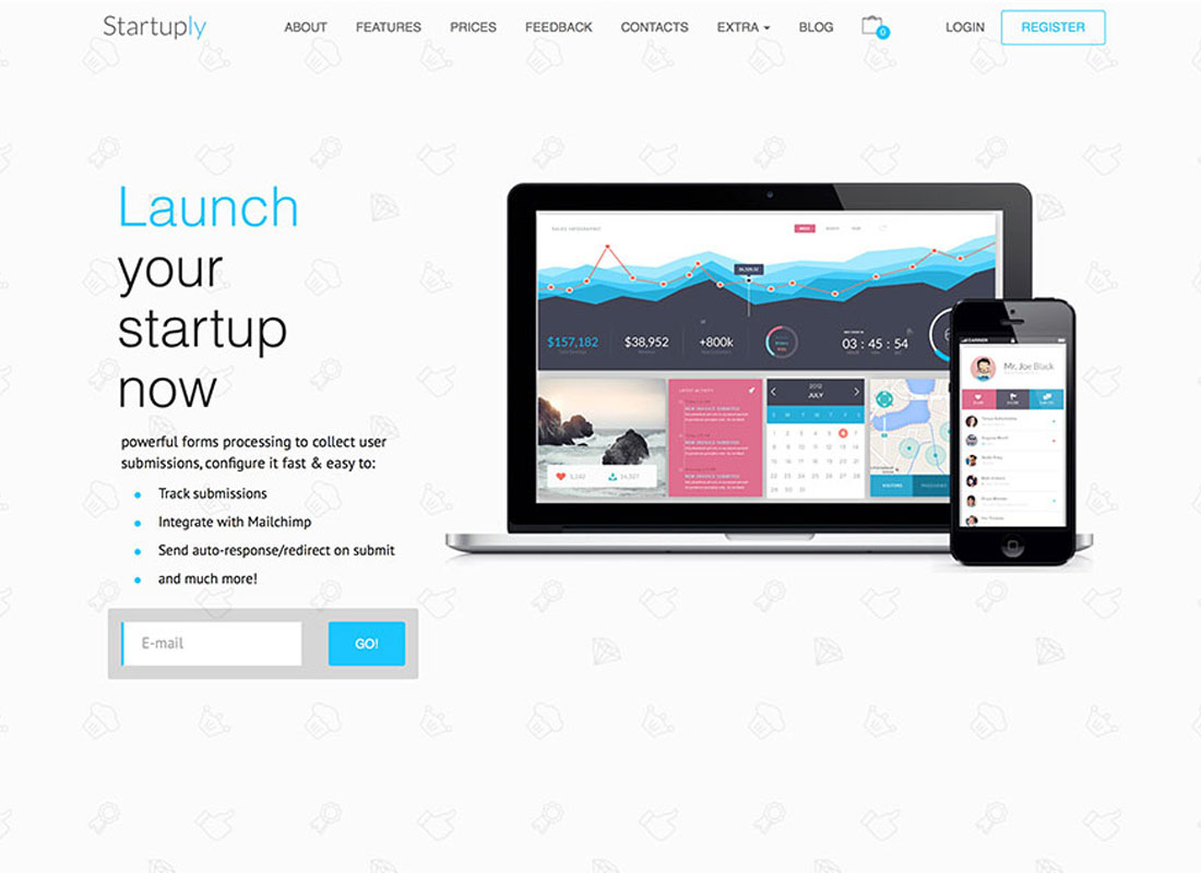 Startuply Theme